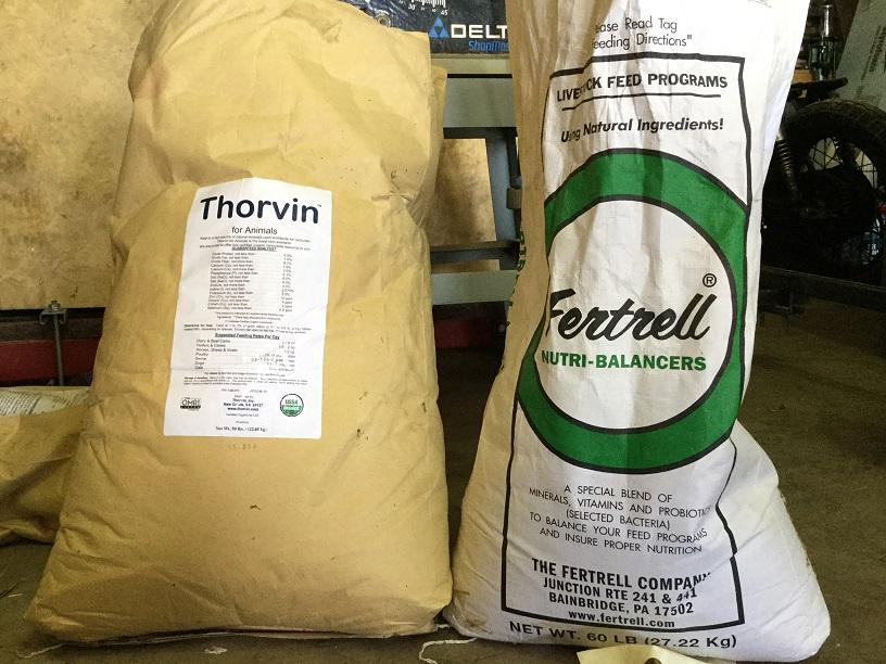 Fertrell & Thorvin Kelp for Healthy Animals